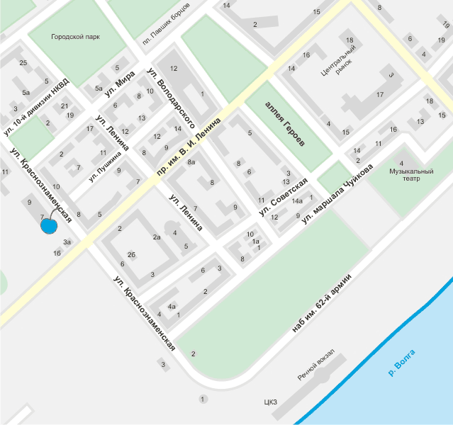 Nappa на карте